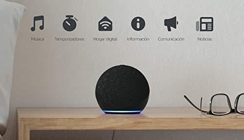 Echo Dot (4.ª generación) | Altavoz inteligente con Alexa...