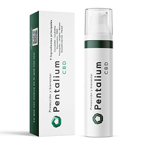 Pentalium CBD - Cannabidiol Crema Antiinflamatoria Para el...