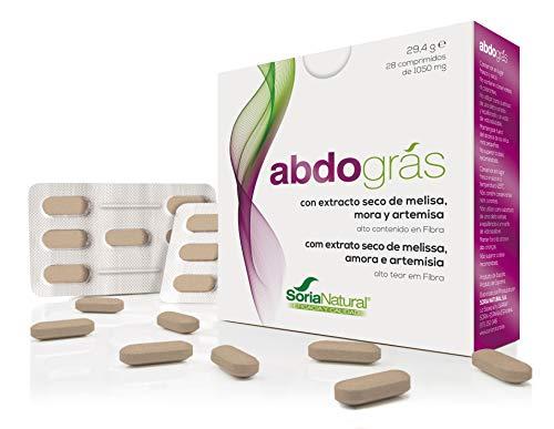 Soria Natural - ABDOGRAS - Reductor de grasa abdominal -...