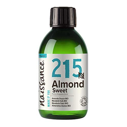 Naissance Aceite de Almendras Dulces BIO n. º 215 250ml...