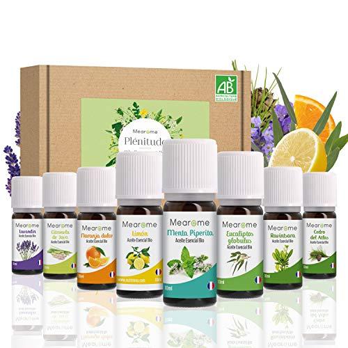 Set de Aceites Esenciales 100% Naturales Bio | Para...